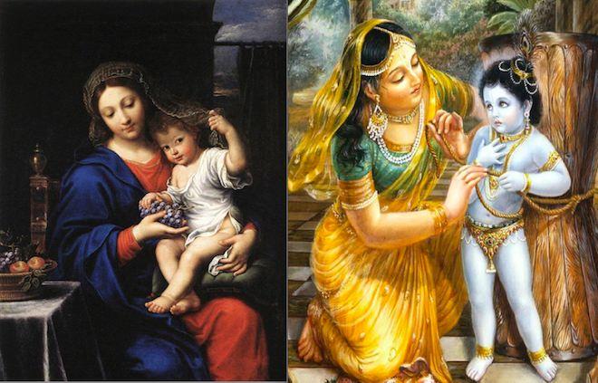 Jesus-Krishna